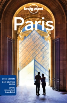 Lonely Planet Paris, Paperback Book