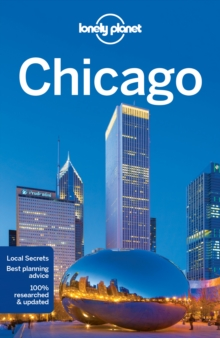 Lonely Planet Chicago, Paperback Book