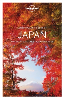 Lonely Planet Best of Japan, Paperback Book