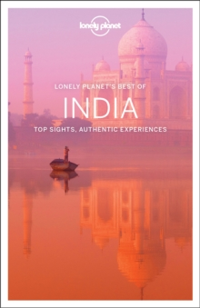 Lonely Planet Best of India, Paperback Book