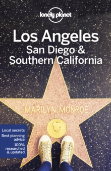 Lonely Planet Los Angeles, San Diego & Southern California, Paperback / softback Book