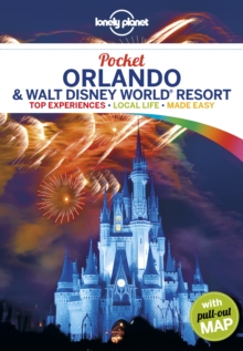 Lonely Planet Pocket Orlando & Walt Disney World (R) Resort, Paperback / softback Book