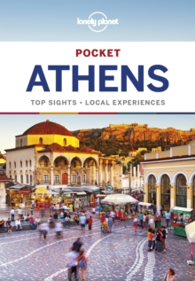 Lonely Planet Pocket Athens, Paperback / softback Book