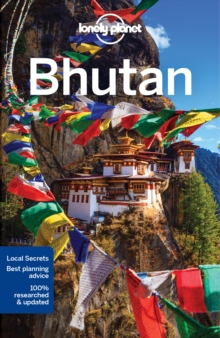 Lonely Planet Bhutan, Paperback / softback Book