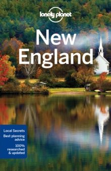 Lonely Planet New England, Paperback Book
