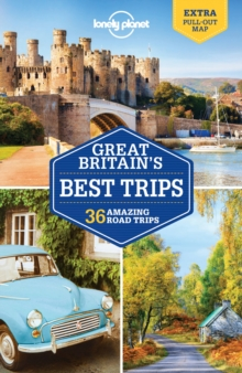 Lonely Planet Great Britain's Best Trips, Paperback / softback Book