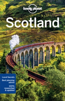 Lonely Planet Scotland, Paperback Book