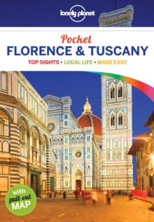 Lonely Planet Pocket Florence & Tuscany, Paperback Book