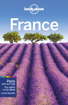 Lonely Planet France, Paperback / softback Book