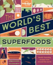 The World's Best Superfoods, Paperback Book