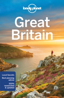 Lonely Planet Great Britain, Paperback Book