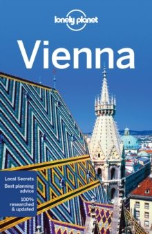 Lonely Planet Vienna, Paperback Book