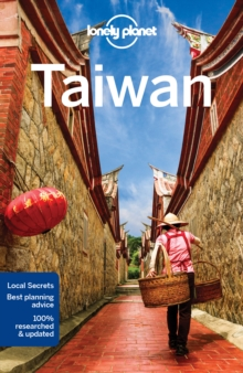 Lonely Planet Taiwan, Paperback / softback Book