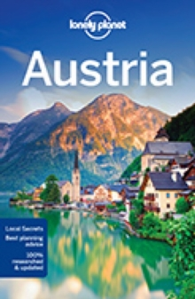Lonely Planet Austria, Paperback Book