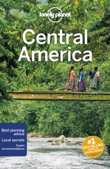 Lonely Planet Central America, Paperback / softback Book