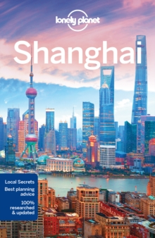 Lonely Planet Shanghai, Paperback Book