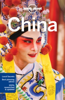 Lonely Planet China, Paperback Book