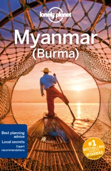 Lonely Planet Myanmar (Burma), Paperback Book
