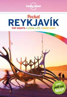 Lonely Planet Pocket Reykjavik, Paperback Book