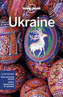 Lonely Planet Ukraine, Paperback / softback Book