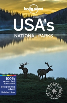 Lonely Planet USA's National Parks, Paperback / softback Book