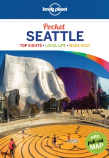 Lonely Planet Pocket Seattle, Paperback Book