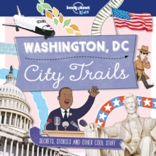 City Trails - Washington DC, Paperback / softback Book