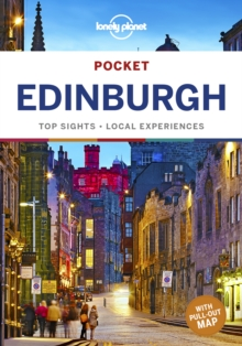 Lonely Planet Pocket Edinburgh, Paperback / softback Book