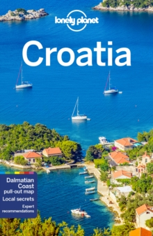 Lonely Planet Croatia, Paperback / softback Book