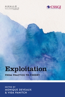 Exploitation : From Practice to Theory, Hardback Book