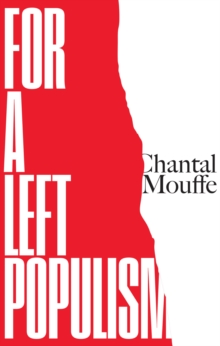 For a Left Populism, Hardback Book