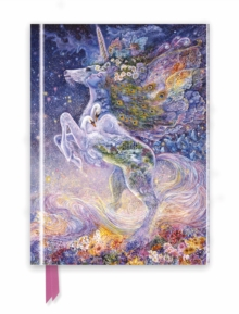 Josephine Wall: Soul of a Unicorn (Foiled Journal), Notebook / blank book Book