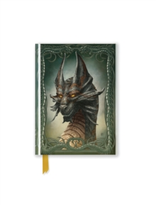 Beyit: Black Dragon (Foiled Pocket Journal), Notebook / blank book Book