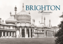 Brighton Memories A4 2019, Paperback Book