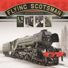 Flying Scotsman W 2019, Paperback Book