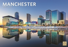 Manchester A4 2019, Paperback Book