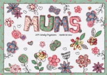 Mums Fabric & Buttons MTV P A4 2019, Paperback Book