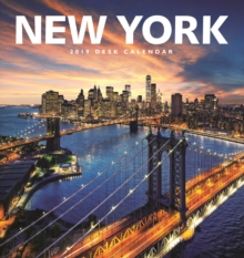 New York Easel 2019, Paperback Book