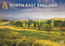 North East England A4 2019, Paperback Book