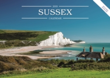 Sussex A5 2019, Paperback Book