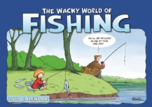 Wacky World of Fishing A4 2019, Paperback Book