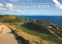 West Country A5 2019, Paperback Book