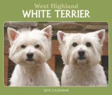 West Highland White Terriers B 2019, Paperback Book