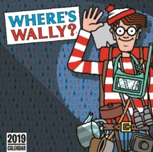 Wheres Wally W 2019, Paperback Book
