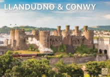 Llandudno and Conwy A4 2019, Paperback Book