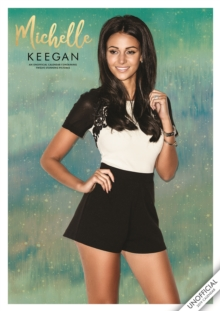 Michelle Keegan Unofficial A3 2019, Paperback Book