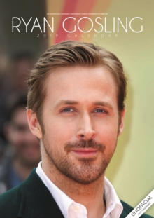 Ryan Gosling Unofficial A3 2019, Paperback Book