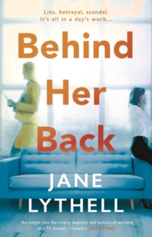 Behind Her Back, Hardback Book