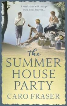 The Summer House Party, Hardback Book