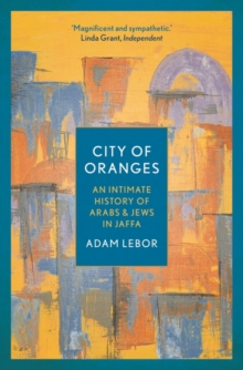 City of Oranges, Hardback Book